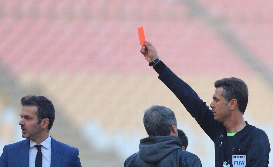 شکایت استقلال از زاهدی فر ، واکنش به حضور استراماچونی در تیم ملی