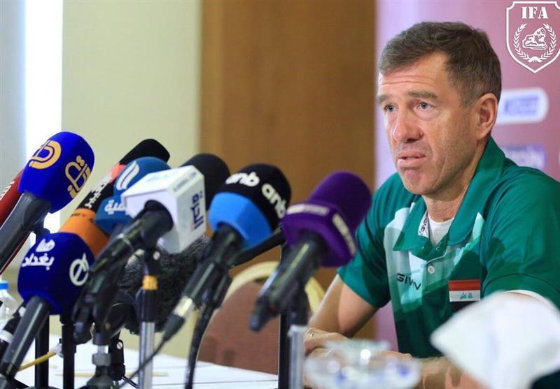 رئیس فدراسیون فوتبال عراق: کاتانتس را اخراج نمی کنم
