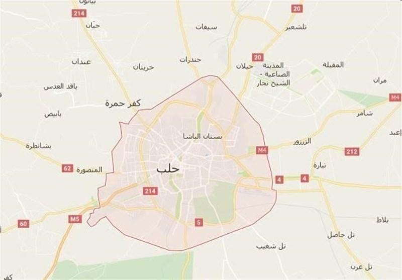 سوریه، حمله راکتی گروه های تروریستی به یک روستا در غرب حلب