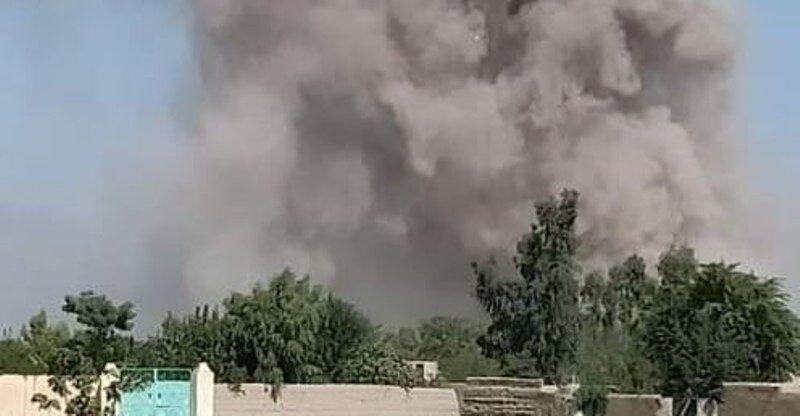 انفجار مرگبار در ننگرهار افغانستان
