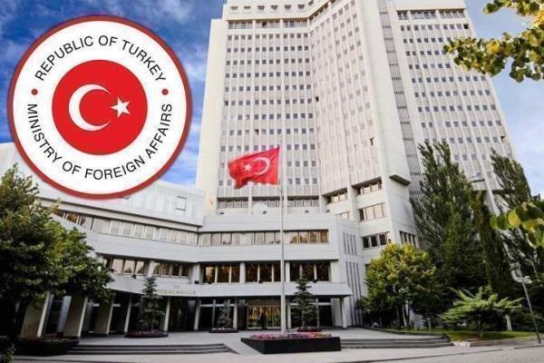 ترکیه به بیانیه مشترک یونان، مصر و قبرس واکنش نشان داد