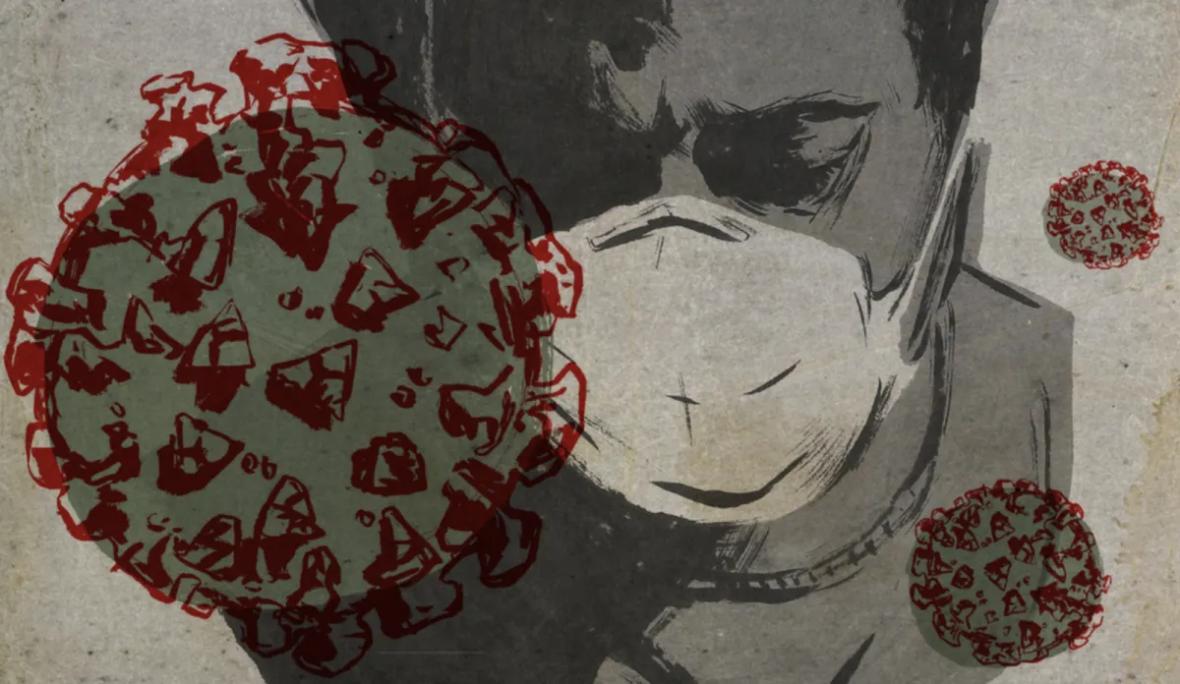 پر مرگ و میرترین روز کرونایی پایتخت ، سرفه نشانه اصلی کرونا شد