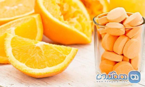 آیا مصرف زیاد ویتامین C برای سلامتی مضر است؟