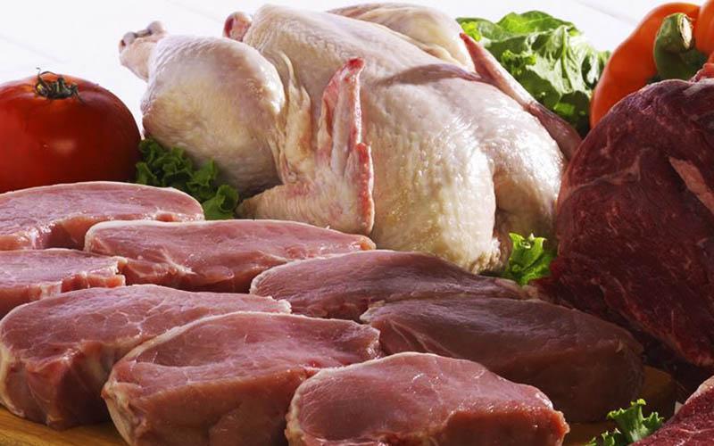 قیمت گوشت و مرغ در میدان تره بار چقدر است؟