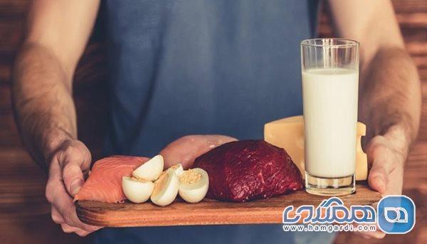 بهترین منابع پروتئین برای آقایان چیست؟