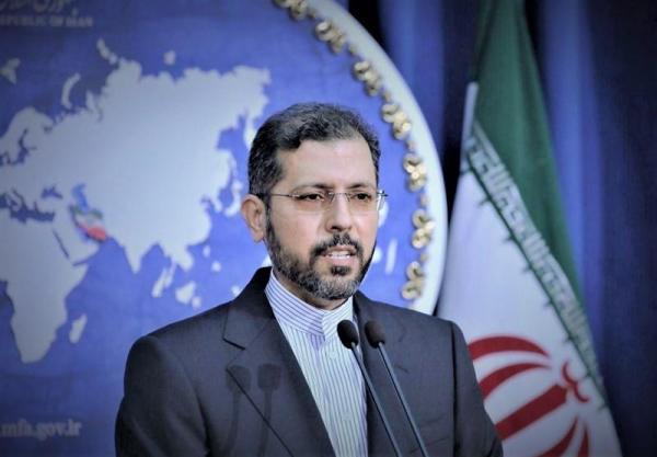 خطیب زاده: ایران هرگونه حمله به اماکن دیپلماتیک را مردود می داند