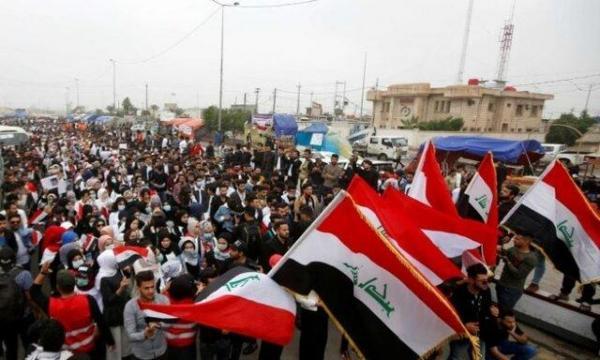 ازسرگیری اعتراضات در جنوب عراق