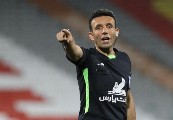 اعلام اسامی داوران هفته دوازدهم لیگ برتر فوتبال