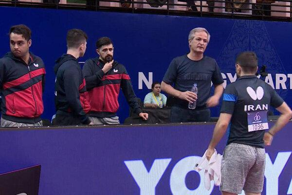 شروع اردوی تیم ملی تنیس روی میز بعد از تست کرونا