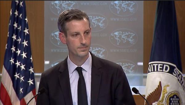 خبرنگاران ارزیابی سخنگوی وزارت خارجه آمریکا از سفر گروسی به تهران