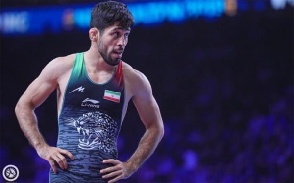 ملی پوش کشتی ایران از دنیای قهرمانی خداحافظی کرد